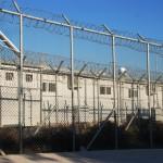 Η περίφραξη του χώρου κράτησης ασυνόδευτων ανηλίκων